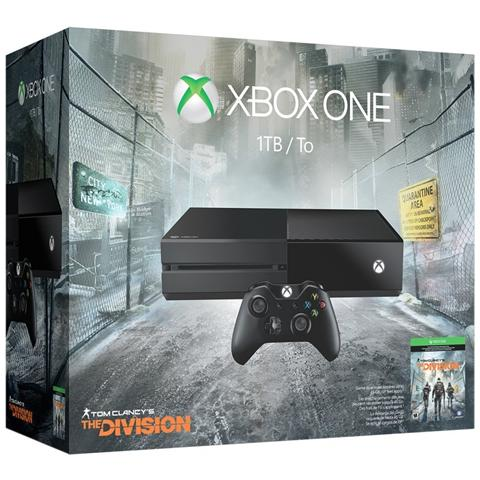 Image of Console Xbox One 1Tb + Gioco Tom Clancy's The Division