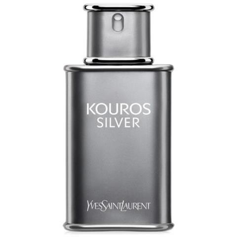 YVES SAINT LAURENT - Kouros Silver Eau De Toilette Spray 100ml 8de938094a7