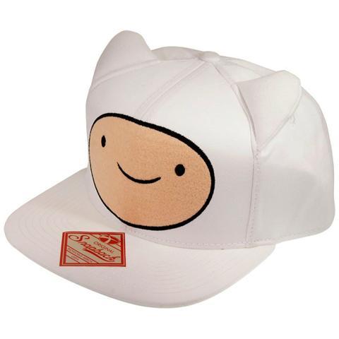 BIOWORLD Adventure Time - Big Face Finn (Cappellino)