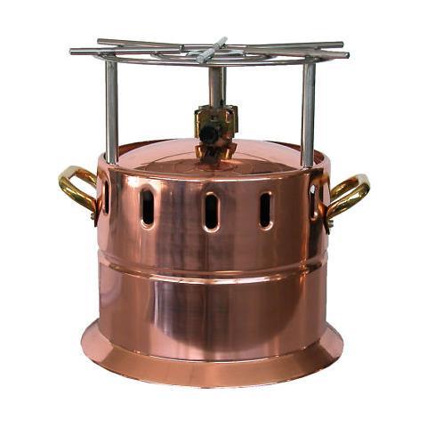 Fornello Flambe A Gas Albergo Ristorante Rs0875