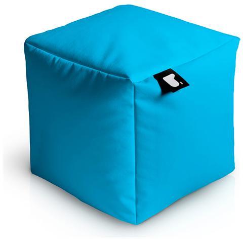 B-BAG Pouf Outdoor B-box Aqua