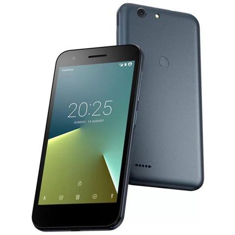 """VODAFONE Smart E8 Blu 8 GB 4G / LTE Display 5"""" Slot Micro SD Fotocamera 5 Mpx Android Vodafone Italia"""