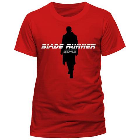 NECA Blade Runner 2049 - Silhouette (T-Shirt Unisex Tg. S)