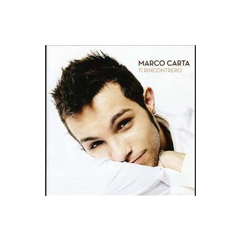 WARNER BROS Cd Carta Marco (amici'08) - Ti Rincontre