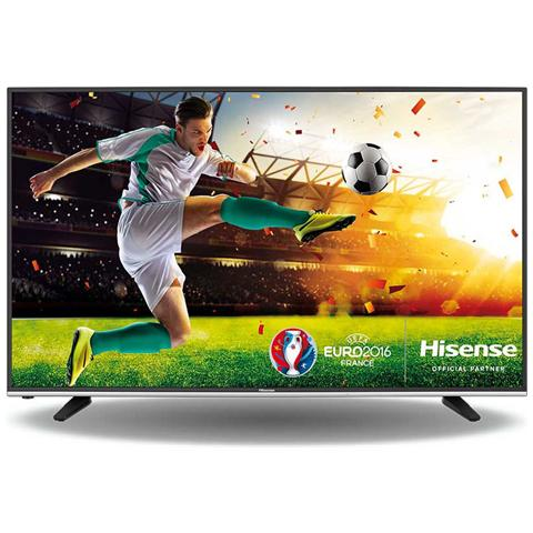 "HISENSE TV LED Ultra HD 4K 40"" H40M3300 Smart TV UltraSlim"