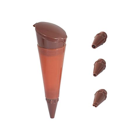 HOME Set 3 Decoratorte Silicone Choco Pasticceria