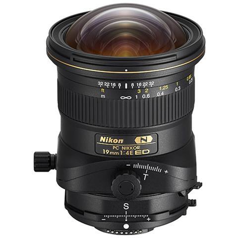 Pc Nikkor 19mm F / 4e Ed