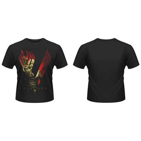 PHM Vikings - Blood Sky (T-Shirt Unisex Tg. S)