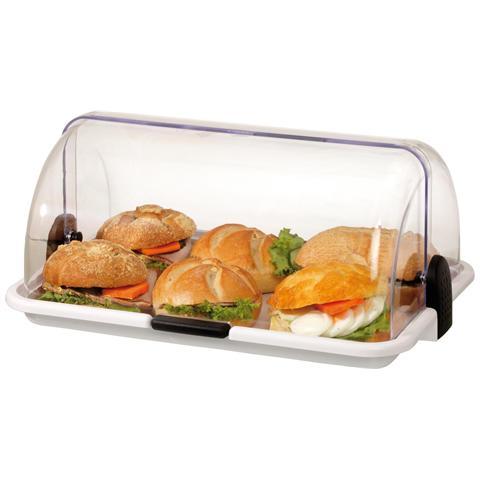 Vetrinetta portabrioches e panini ''SMALL'' A500403