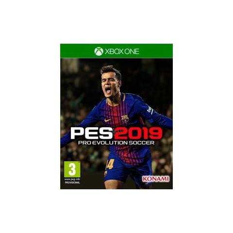 KONAMI XONE - PS4 - Pro Evolution Soccer 2019