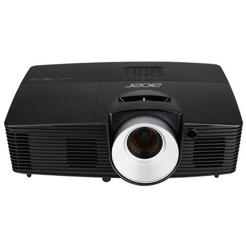 ACER Proiettore P1287 DLP 3D XGA 4200 ANSI lm Rapporto di Contrasto 17000:1 HDMI / VGA / RCA