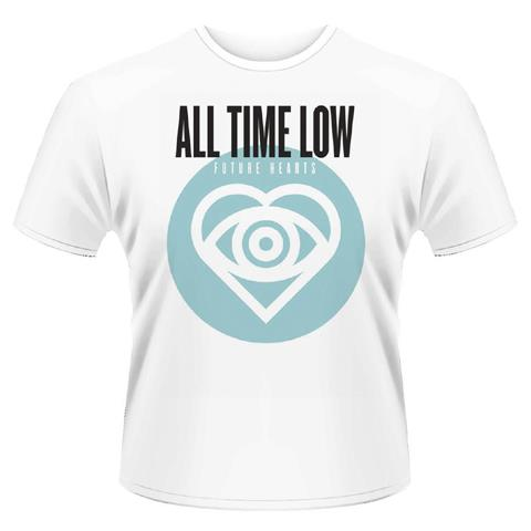 PLASTIC HEAD All Time Low - Future Hearts (T-Shirt Unisex Tg. XL)