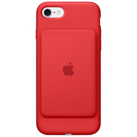APPLE Cover Smart Battery per iPhone 7 - Rosso