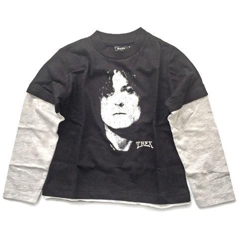 ROCK OFF T-Rex - Marc Bolan (Tutina Neonato 3-4 Anni)
