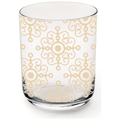 Bicchiere Enjoy naif crema cl. 35.