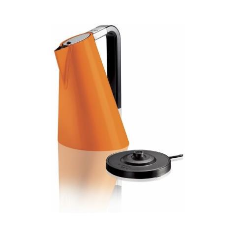 Bollitore Elettrico Vera Easy Capacità 1,7 Litri Potenza 2180 Watt Colore Arancione