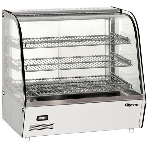 305053 Vetrinetta per alimenti riscaldata 120 litri 1,1kW
