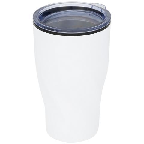 Hugo Bicchiere Da Viaggio Con Isolamento Termico (taglia Unica) (bianco)