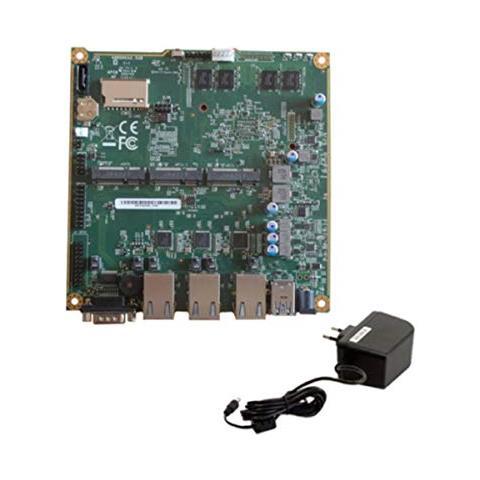 Motori Varia Gruppo Pc Apu3c2 Starter Kit 1 Ghz, 2 Gb Di Ram, 3x Lan
