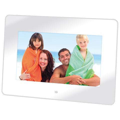 Cornice Digitale Display 7' Led Dpl 2210 Bianco