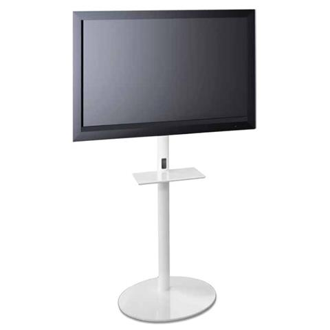 ITB Stand 148cm Pr Tv / Monit 32-50 600x400 Bianco