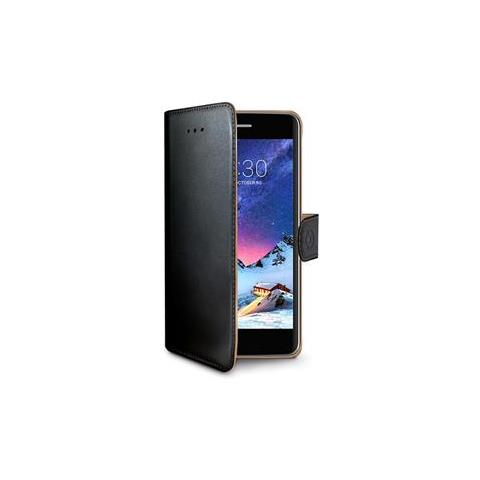CELLY Flip Cover Custodia per LG K8 Colore Nero