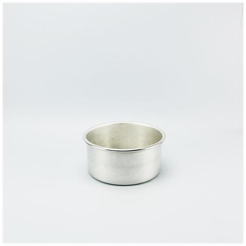 Tortiera Alluminio Diritta 15x7,5 Cm