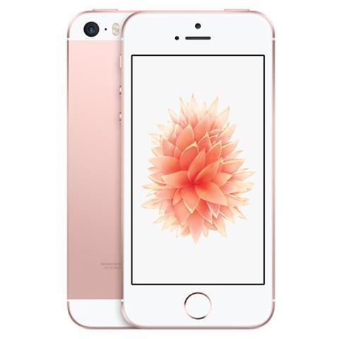 [Ricondizionato SILVER] ...iPhone SE 32 GB Oro Rosa.