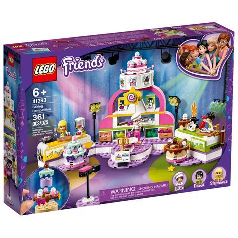 LEGO 41393 - Friends Concorso di Cucina