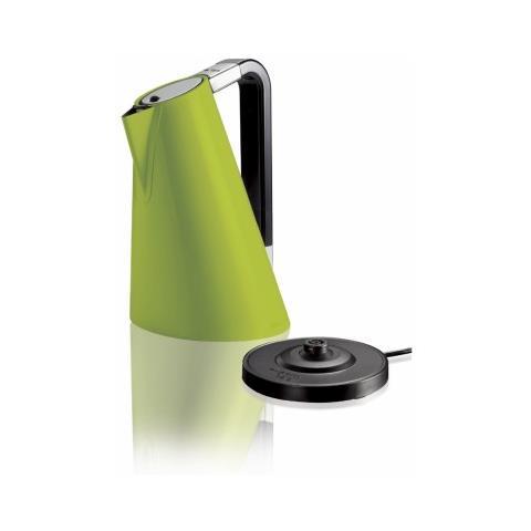 Bollitore Elettrico Vera Easy Capacità 1,7 Litri Potenza 2180 Watt Colore Verde Mela