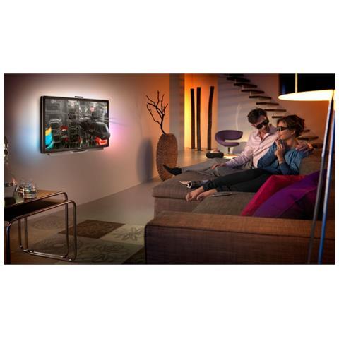 PHILIPS Occhiali 3D Philips PTA02 Per Televisione - Shutter - Trasmettitore 3D