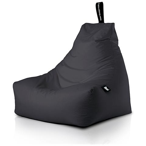 Poltrona A Sacco Outdoor Mighty-b Black