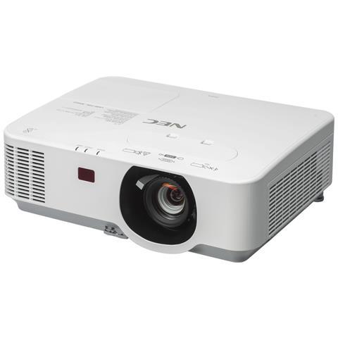 NEC Proiettore P603X Colore Bianco 100/240 V 1024 x 768 Pixel