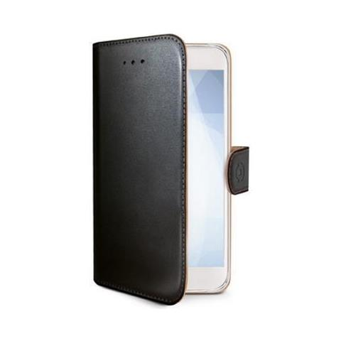 CELLY Flip Cover Custodia per Huawei Mate 10 Lite Nero