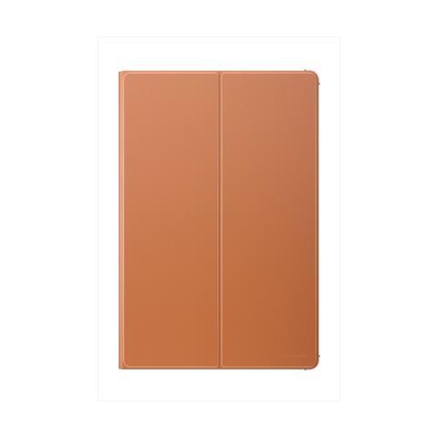 "HUAWEI ""Flip Cover Custodia Book Huawei Mediapad M5 / M5 Pro 10.8"""" colore Grigio"""