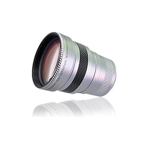 HD-2205PRO, 3,7 cm, Argento, 105g, 2,2x