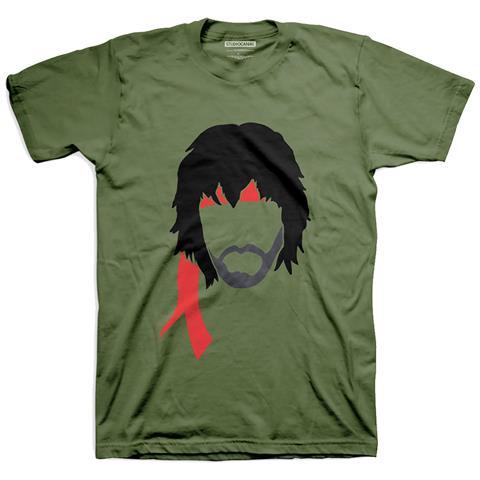 ROCK OFF Studiocanal - Bandana (T-Shirt Unisex Tg. L)