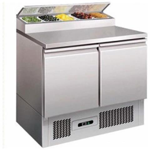 Saladette Refrigerata Statica 2 Porte
