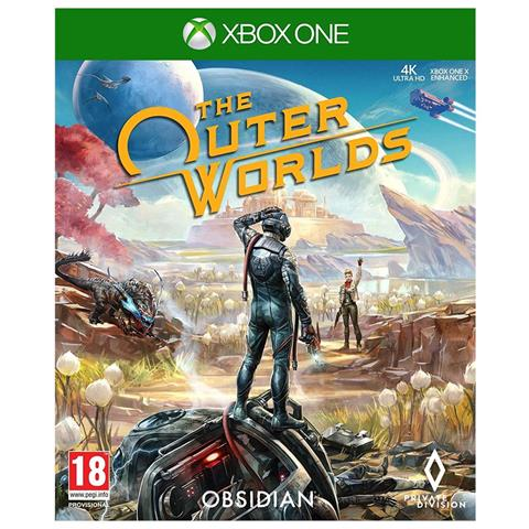 TAKE 2 XONE - The Outer Worlds