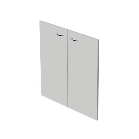 ARTEXPORT conf. 2 Ante per armadiobasso grigio 60067/9