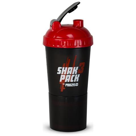 Shaker Prozis Shak3pack 600 ml.