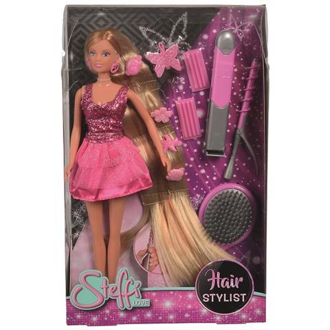 PLAYMATES Steffi Love Hair Stylist, Multicolore, 105733323