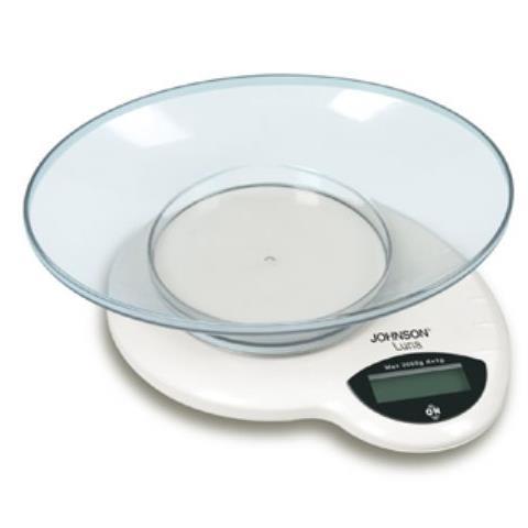 Luna bilancia da cucina pesa alimenti digitale da 1 grammo a 3KG