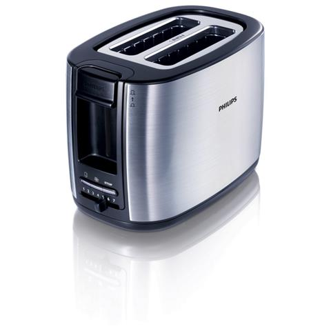 Tostapane Argento Metallo 950 W HD2628/20