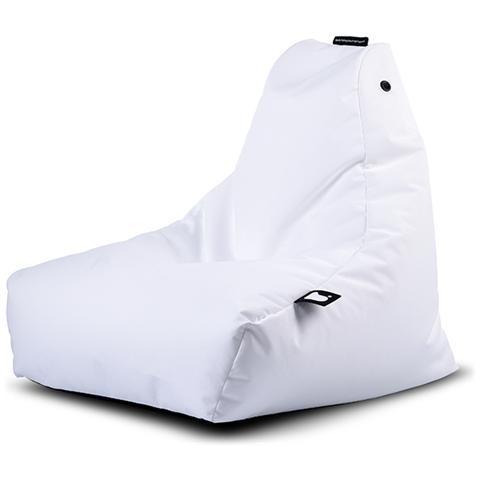 Poltrona A Sacco Outdoor Mini-b White