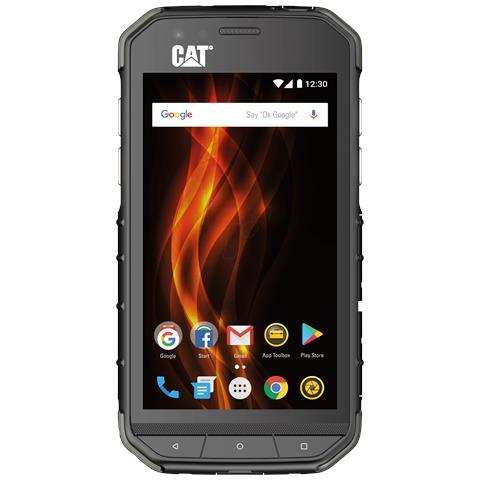 "CAT S31 Nero 16 GB 4G / LTE Display 4.7"" HD Slot Micro SD Fotocamera 8 Mpx Android Europa"