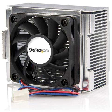 STARTECH.COM Ventola di raffreddamento CPU Socket 478 85x70x50mm con dissipatore e connettore TX3