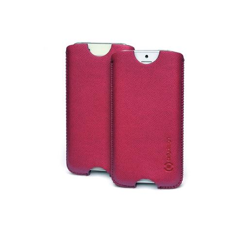 CELLY vert. pu case iphone 5 cherry red