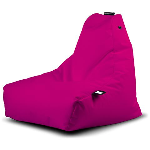 Poltrona A Sacco Outdoor Mini-b Pink
