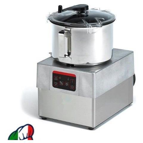 Cutter Omogenizzatore Professionale - Capacità 5/8 Lt.